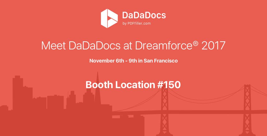 DaDaDocs for Salesforce