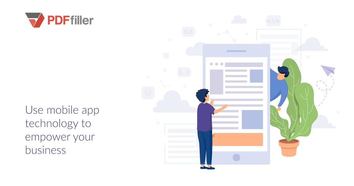 mobile first consuming, edit PDF online, digital workflow, PDFfiller, pdf mobile app