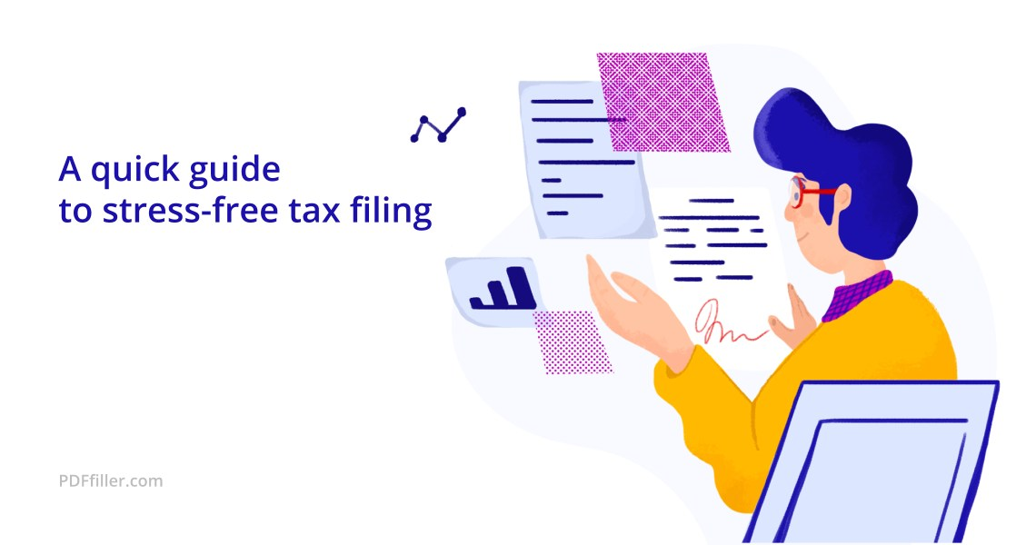 All you need to know about the tax forms to file before