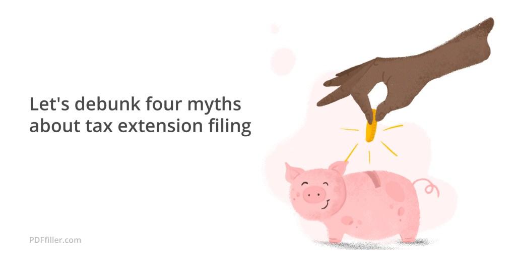 tax extension filing