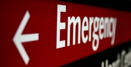 Emergency Sign - copyright Edpma