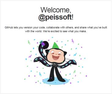 Peissof en GitHUB
