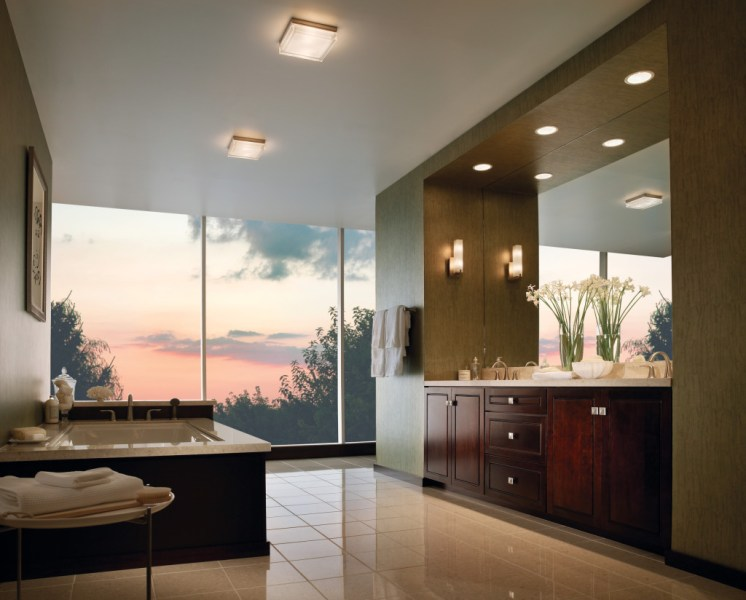 11 Stunning Photos of Luxury Bathroom Lighting   Pegasus Lighting Blog Luxury Bathroom Lighting