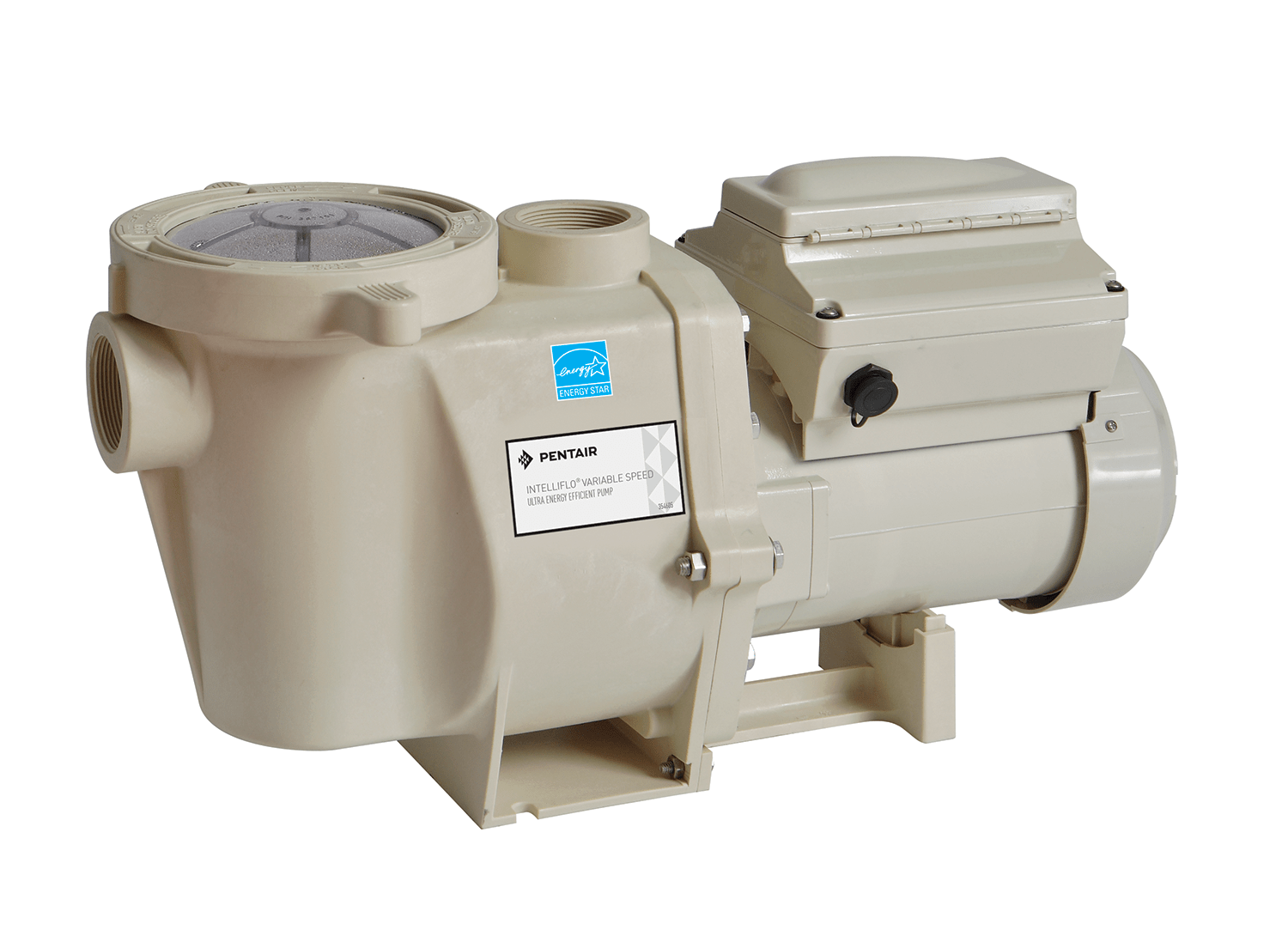 Variable Speed Inground Swimming Pool Pump Saves You Money