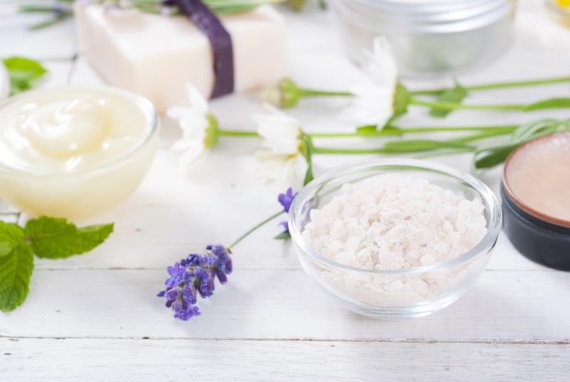 The Basics of Homemade Salt Scrubs