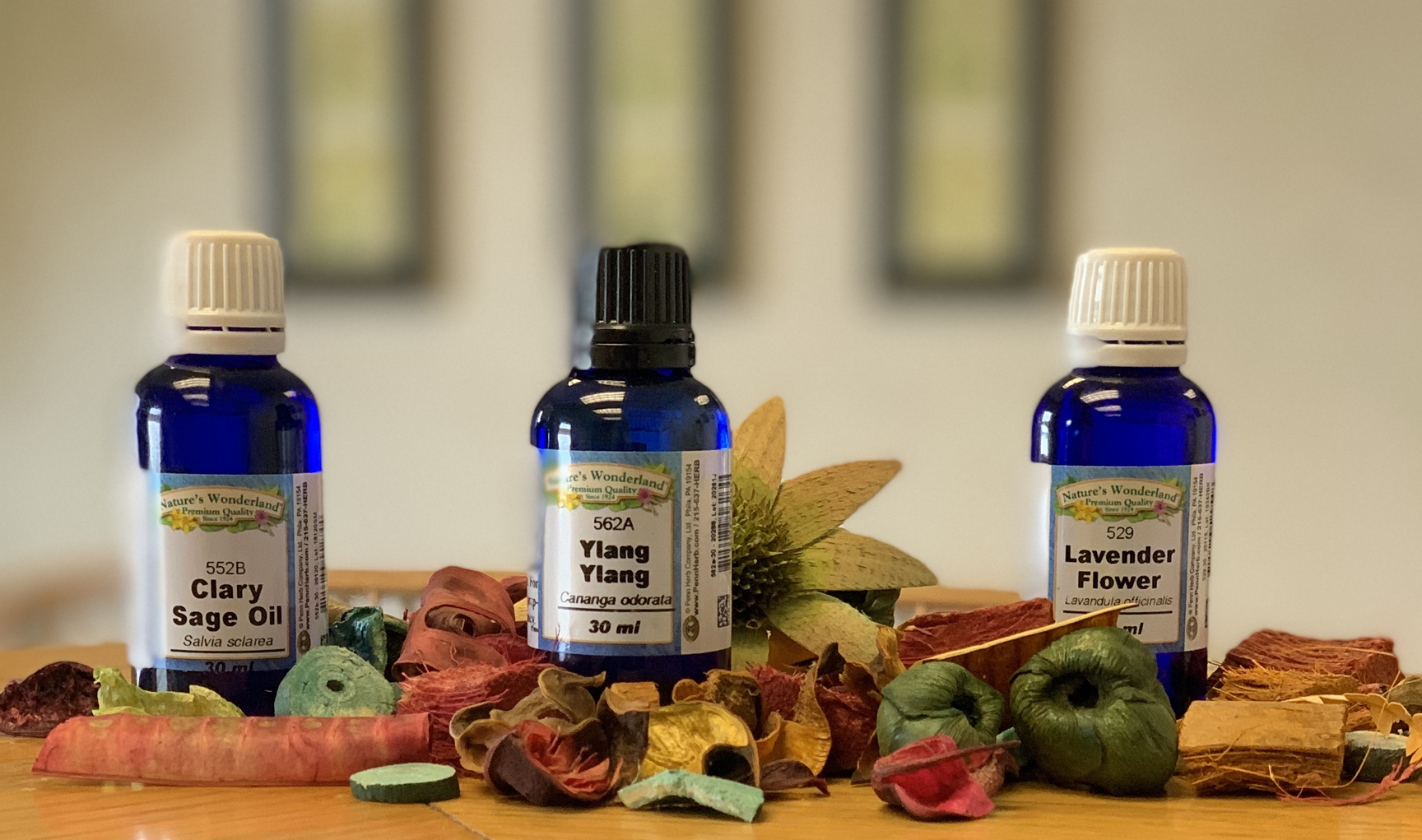 Top Feel-Good Essential Oils