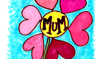 Countdown to Mother's Day - My inspiration!