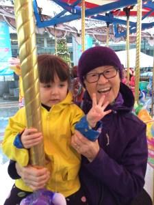 Grandma Shan
