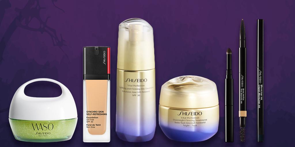 Lote Shiseido