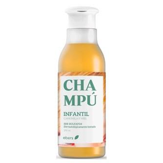 Ebers Champú Camomila y Miel Infantil 250 ml Perfumerías Ana