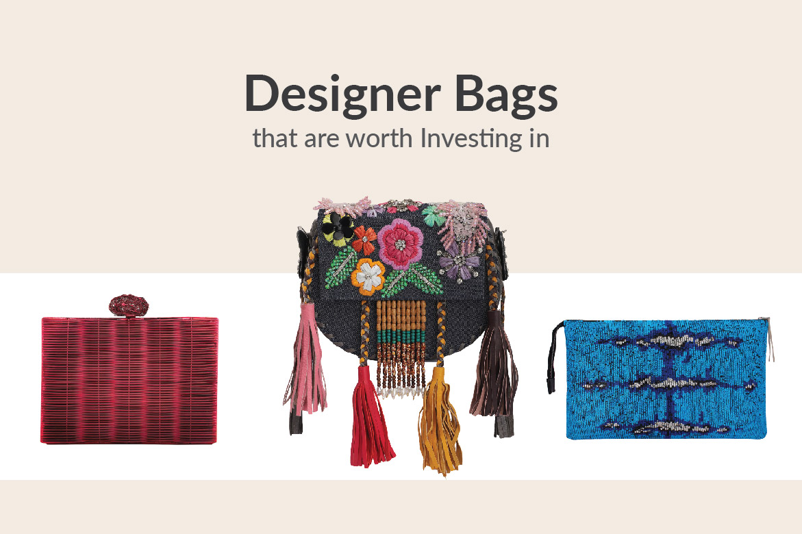 Designer bags on Pernia's pop-Up Shop