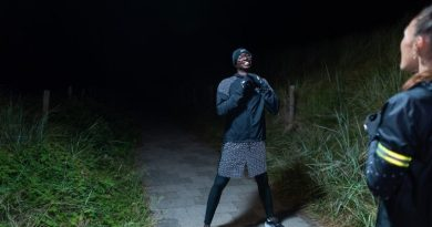 Hardlopen in het donker - wat je moet weten over reflecterende hardloopkleding