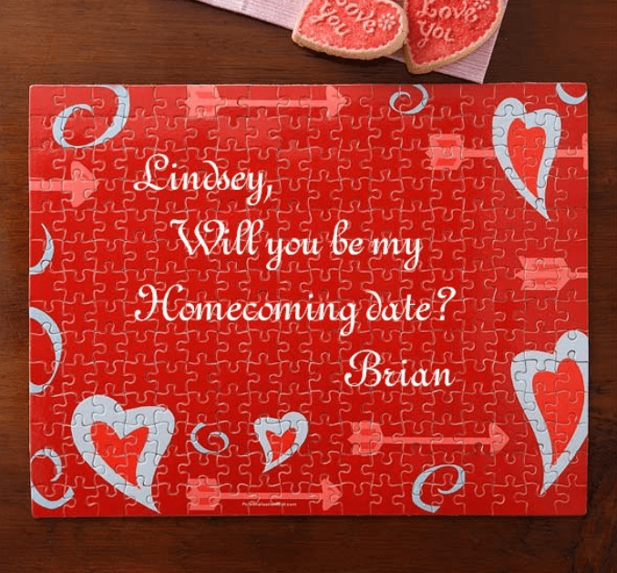 How to ask a cheerleader to homecoming