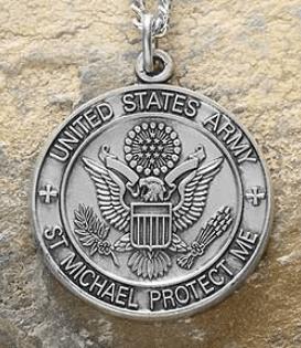 custom military pendant