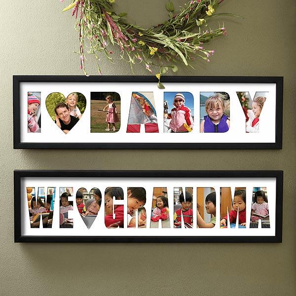 custom daddy frame