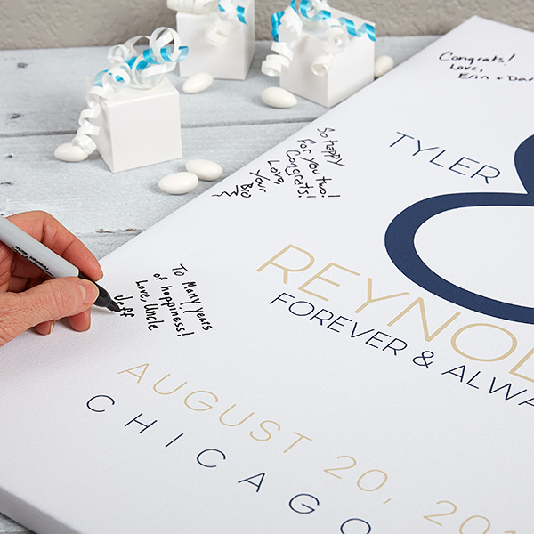 3 Unique Wedding Guestbook Ideas