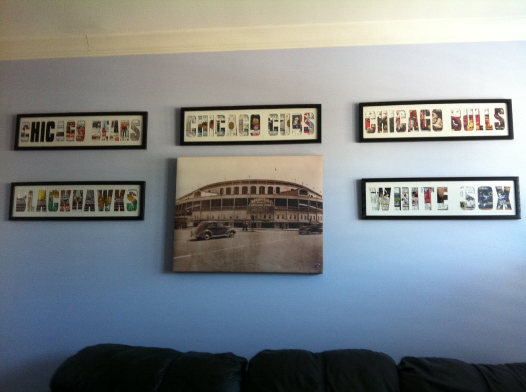 Personalized Sports Frames