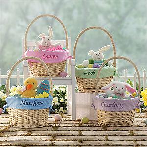 custom Easter baskets