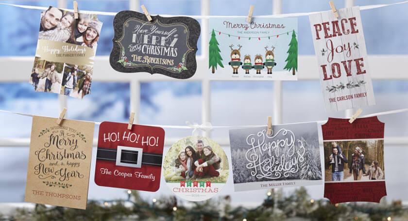 Christmas Cards Mistakes