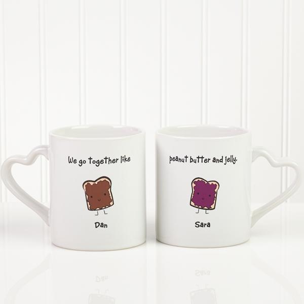 Custom Couples Mugs