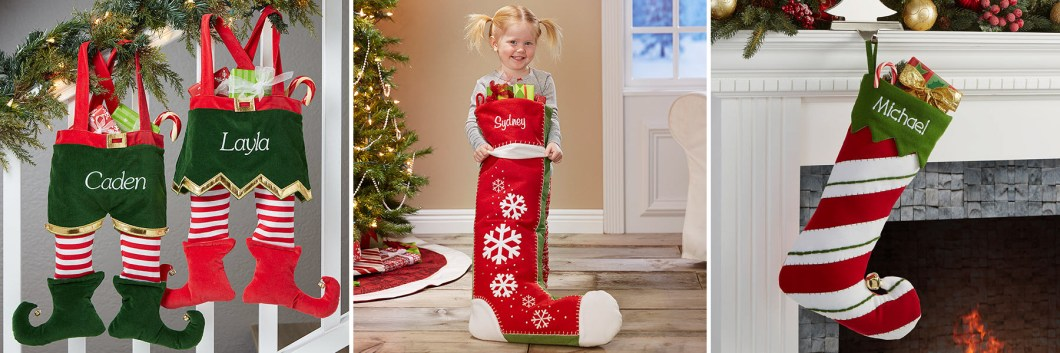 Kids Christmas Stockings