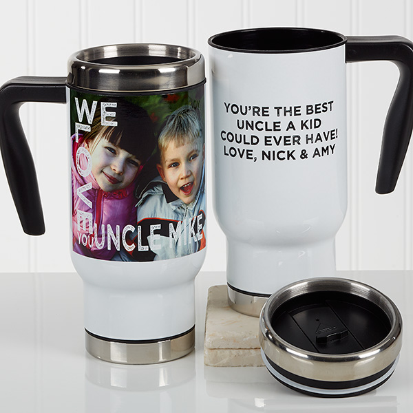 Travel Mug for Uncle