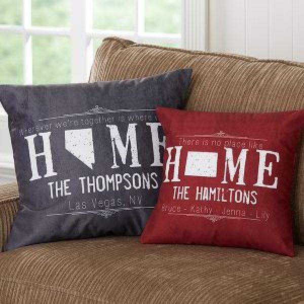 Home Custom Pillow