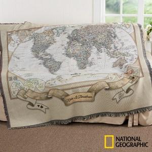 Romantic Travels Blanket