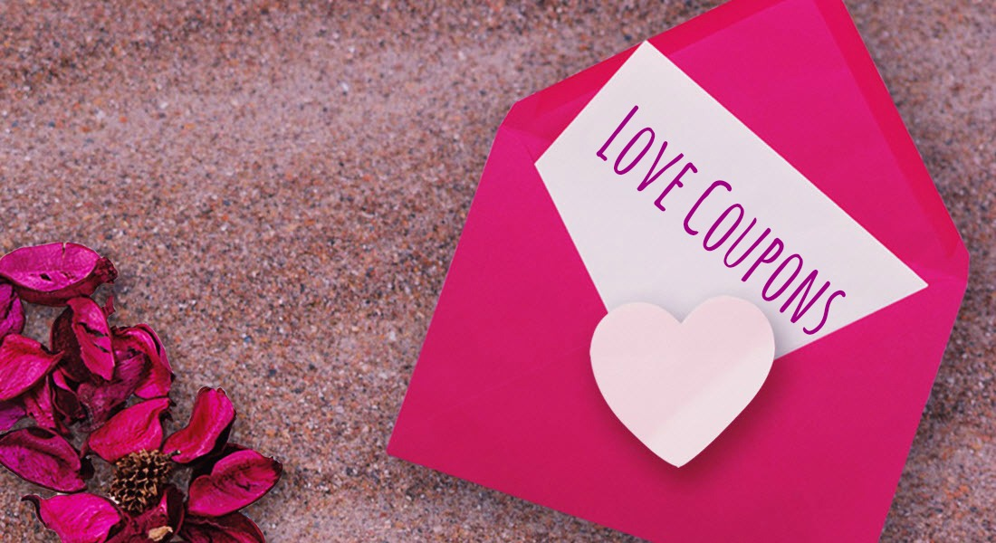 101 Love Coupons: Ideas For Him And Her