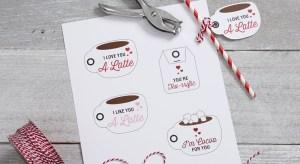 Love You Latte - Free Valentine's Day Printable