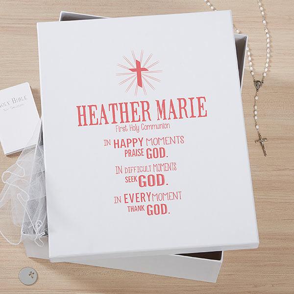 Religious Memory Box