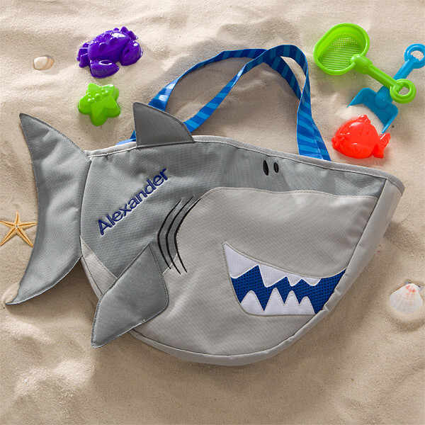 Summer Beach Tote for Kids