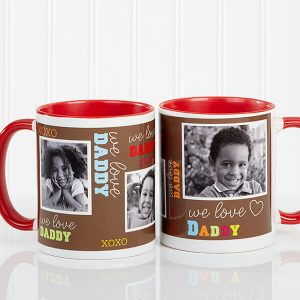 Photo Coffee Mug for Dad