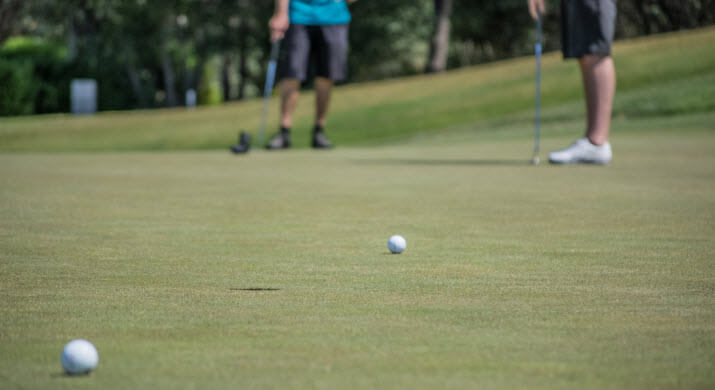 Golfervaringscadeaus voor papa