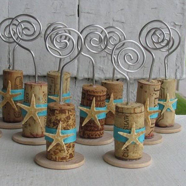 Wine Cork Wedding Favors - Ideas