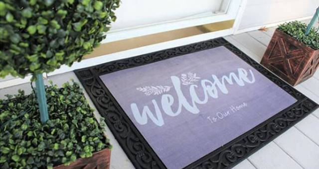 Personalized Doormats