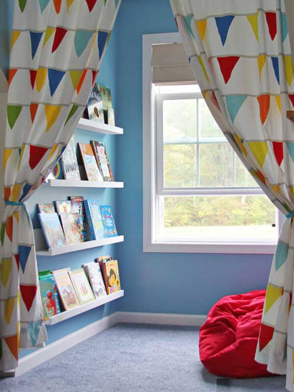 A Reading Nook Window