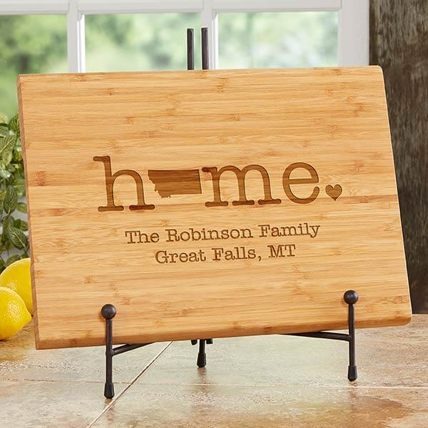 Real Estate Closing Gifts - Custom Cutting Board