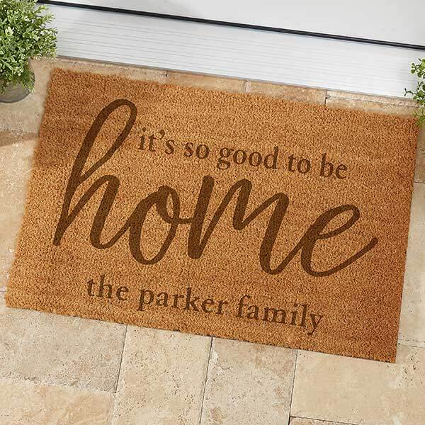 Real Estate Closing Gifts - Personalized Doormat