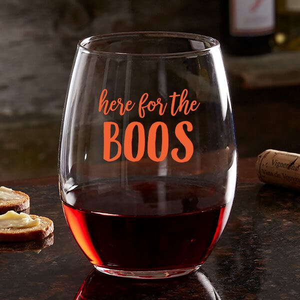 Here for the Boos Wine Glasses