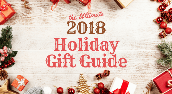 208 Holiday Gift Guide