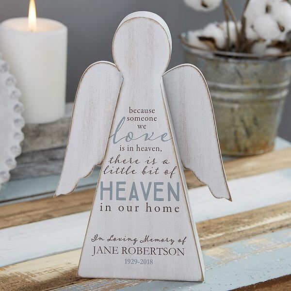 Memorial Angel Decoration