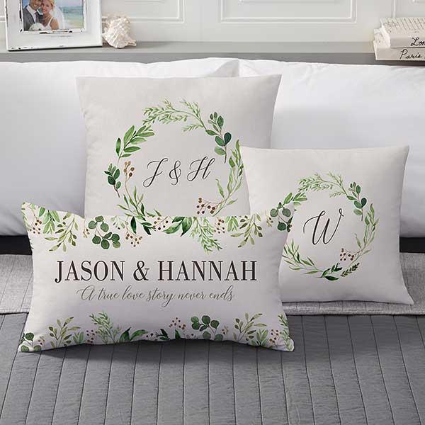 Farmhouse Bedroom Throw Pillows