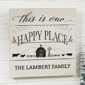 Farmhouse style wall art