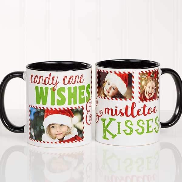 Christmas Photo Mugs