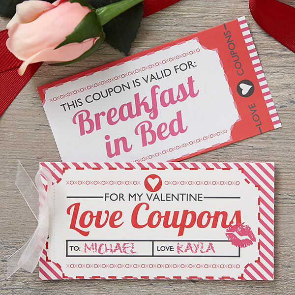 20 Romantic Erotic Sex Coupons For Adults