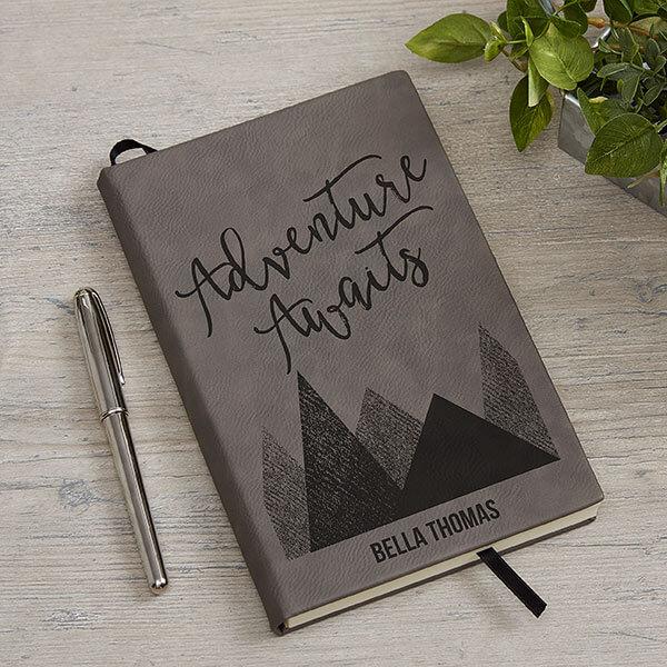 Singles Day Gift Ideas: Adventure Journal