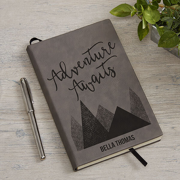 Singles Day Gift Ideas: Adventure Journal