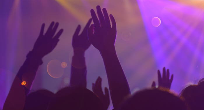 Singles Day Ideas: Go To A Concert