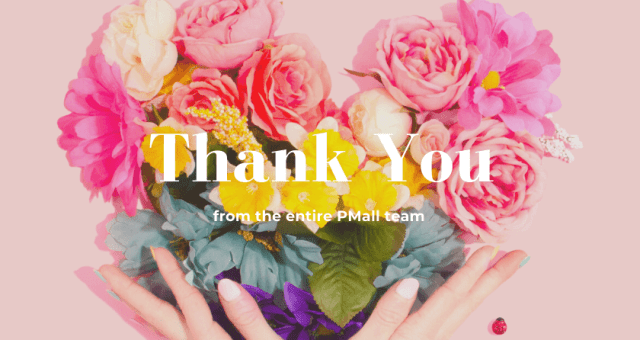 Thank You from PMall